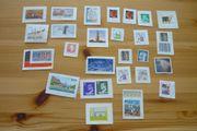 Briefmarken ungestempelt 1960-2017