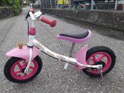 Laufrad-KETTLER für eine Prinzessin