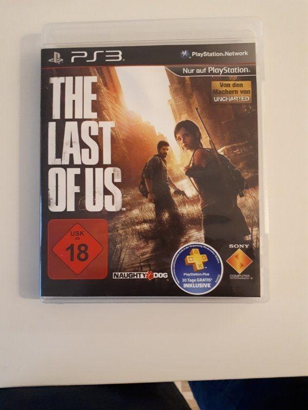 The Last of Us Bluray