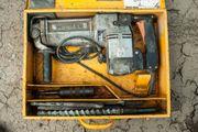 WACKER Abbruchhammer 1100 WATT im