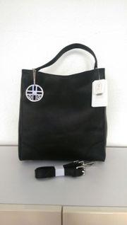 Silvio Tossi Lederhandtasche mit Schutzschicht
