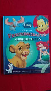 Disney - 5 Minuten Freundschaftsgeschichten - Kinderbuch
