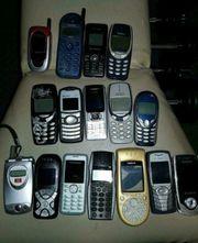 Biete Handysammlung
