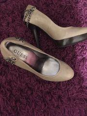 Guess high heels size 37