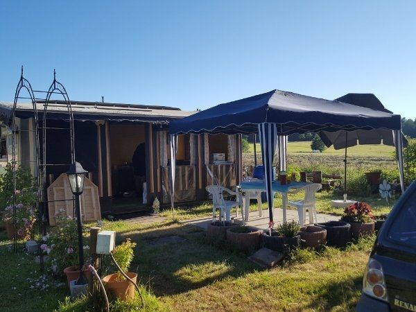Camping Parzelle 100qm Holiday Camp