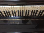 Historisches Klavier sucht neuen Wohnraum