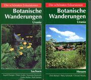 Botanische Wanderungen in Deutschen Ländern