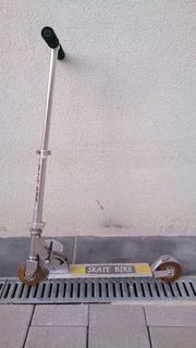 Gebrauchter zusammenklappbarer Tretroller Roller für