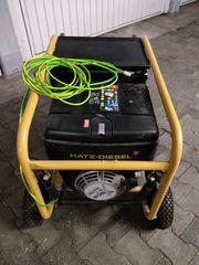HATZ-Dieselmotor 4-Takt Endress-Stromgenerator