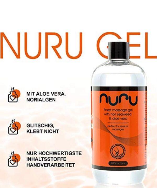 Nuru Massage für Sie