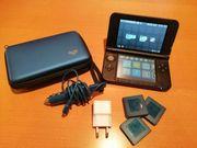 Nintendo 3DS XL inkl 10