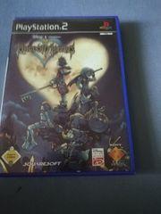 PS2 Spiel Kingdom Hearts 3