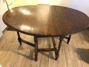 Antiker Tisch - English Dropleaf Table -