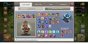 Clash Of Clans Account ALLES