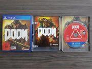 PS 4 Doom inkl SteelBox