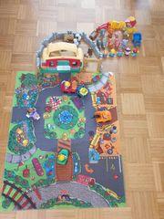 Little People Bauernhof Karte und