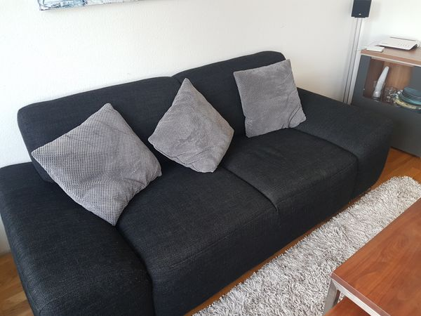 Sofa Couch 2 Sitzer 2