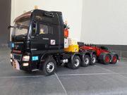 Scaleart MAN TGX XXL 8x8