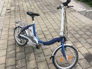 Flyer E-Bikes Faltrad