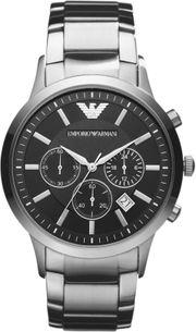 schicke sportliche Armani Uhr Herrenchronograph