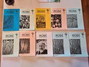 Set Permkultur Zeitschriften - RÜBE - 10