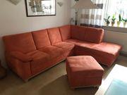 Couch Sitzgarnitur Ecksofa