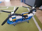 Lego Polizeihubschrauber
