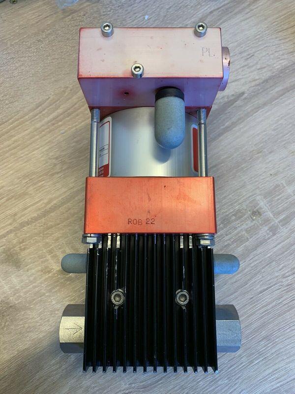 Maximator ROB22 Rebreather 50-280 Bar