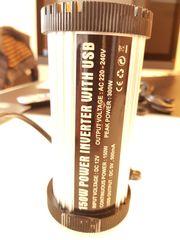 Power Inventer Spannungswandler Wechselrichter