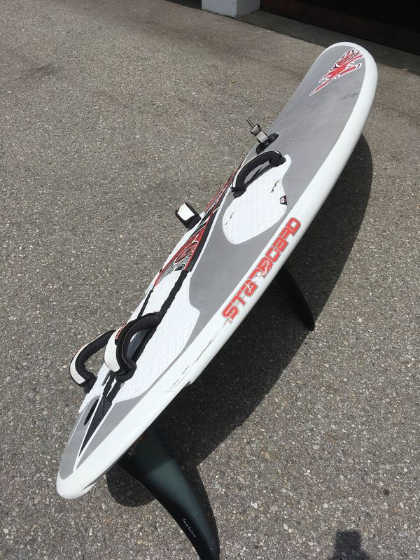 Surfboard Surfbrett Starboard Kode 137
