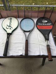 Tennisschläger 3 Stück Fischer Snauwaert