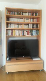Bücherregal von Hülsta Buche
