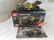 Lego Technic 42072 Pull Back