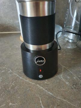 Kaffee-, Espressomaschinen - Jura Muichaufschäumer