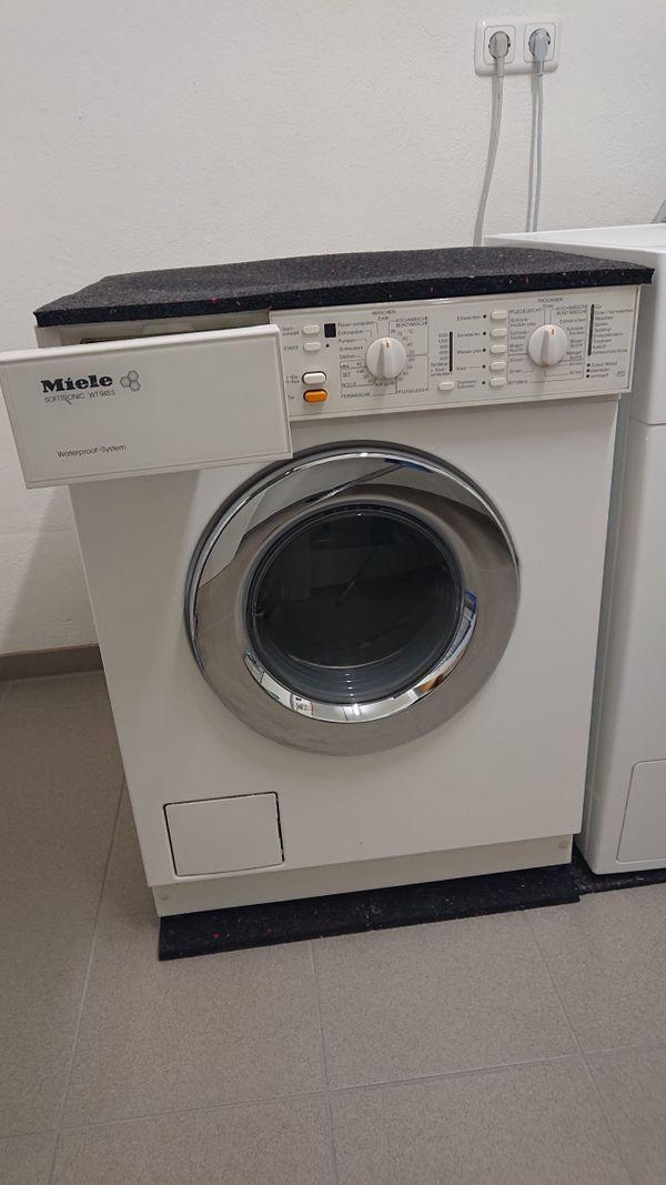 Miele Waschtrockner Softtronic WT 945