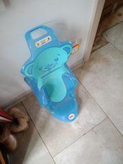 Badeliege für Babys