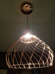 Design Lampe Linea Light Montgolfier