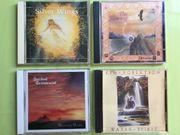 4 CDs entspannen relaxen meditieren
