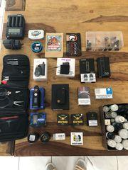 E-Dampfer Sammlung