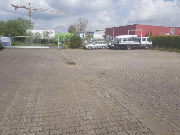 Lagerplatzvermietung Containervermietung und Verschiffung