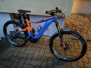 E-Bike Giant Trance SX E