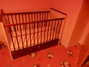 Babybett mit Schublade