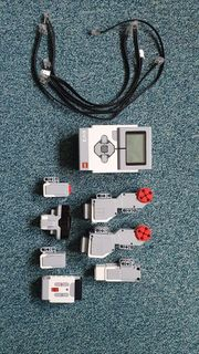 Lego Technik Computer Motoren Kabel