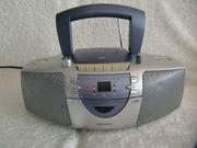 Grundig CD Player Radio Kassetten