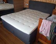 Ikea Dunvik Boxspring Bett 1