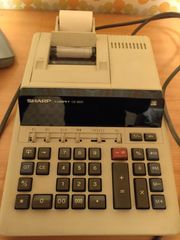 SHARP Compet CS-2635 Rechenmaschine