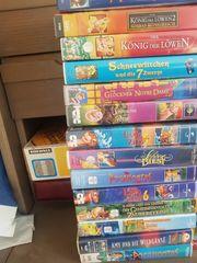 Original Walt Disney VHS Kinderfilme