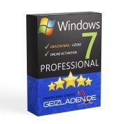 OEM Microsoft Windows 7 Professional