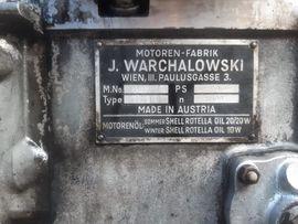 Bild 4 - Traktor Bj 1960 - Feldkirch