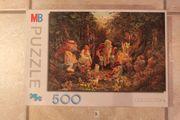 10 Puzzle 500 1000 Teilig